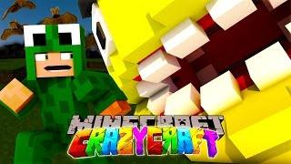 Minecraft - CRAZYCRAFT 3 - LIVE - KILLING PACMAN! #5