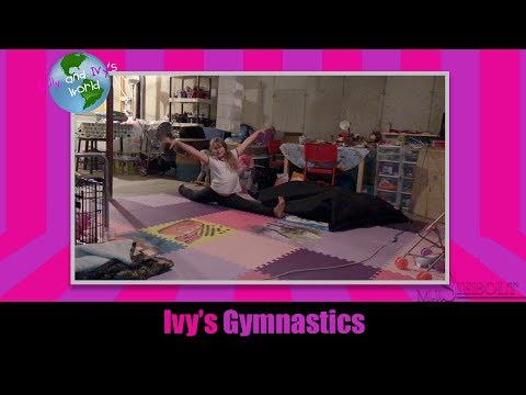 Ivy's Gymnastics - Lilly and Ivy's World | Edmonton, Alberta, Canada