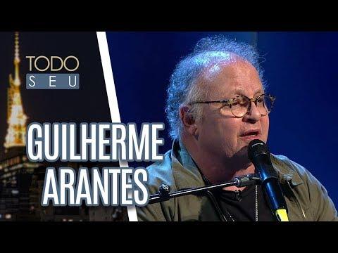Guilherme Arantes Canta Sucessos E Fala Sobre O Novo álbum - Todo Seu (01/06/18)