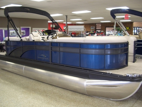 New 2017 Bennington 22SSRX Pontoon Boat For Sale In Lake Norman, NC