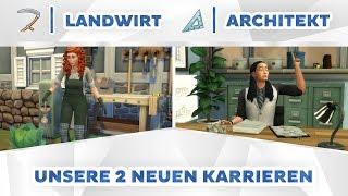 Unsere zwei neuen Karriere-Mods! | sims-blog.de