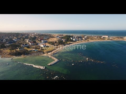 Travel Estonia - Rohuneeme - 4K