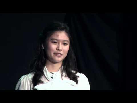 The energy of words | Sabrina Hartono | TEDxJIS