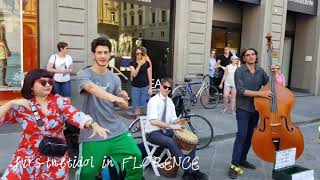Shape of You | Florence Street || by Firstnetidol & Busker