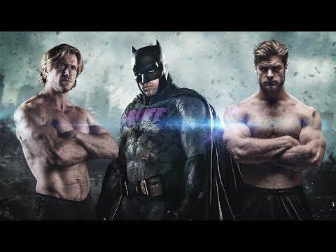 Ben Affleck's BATMAN WORKOUT