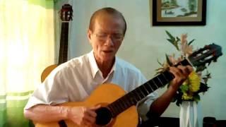 Huyền thoại một chiều mưa -  Đệm hát guitar - Bolero