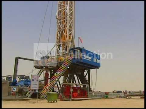 IRAQ BASRA OIL