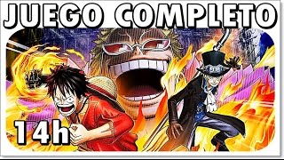 One Piece Pirate Warriors 3 Español PS3 » [JUEGO COMPLETO FULL GAME] « [HD]