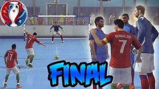 FIFA STREET - Portugal Vs Francia - Final en Fútbol Sala - Reto del Huevo 2