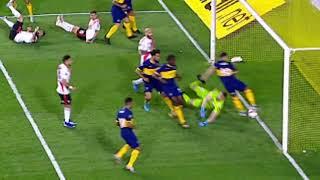Boca Juniors (ARG) vs River Plate (ARG). MINUTO: 79´