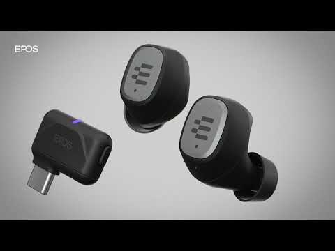 EPOS - GTW 270 - Et in-ear headset, der er skræddersyet til Gaming