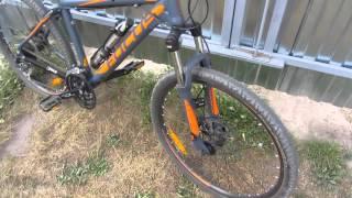 Обзор велосипеда FOCUS WHISTLER 1.0 2014г.