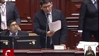 Tema: Congreso aprobó puesta en valor del Colegio Real