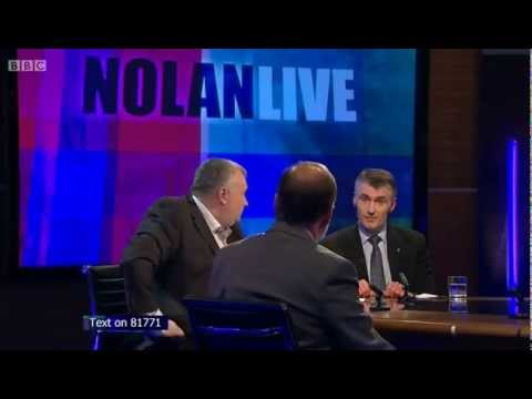 Irish Language - Declan Kearney - Nolan Live