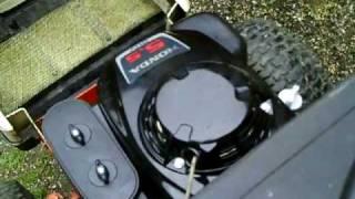 видео Двигатель Honda GXV 160