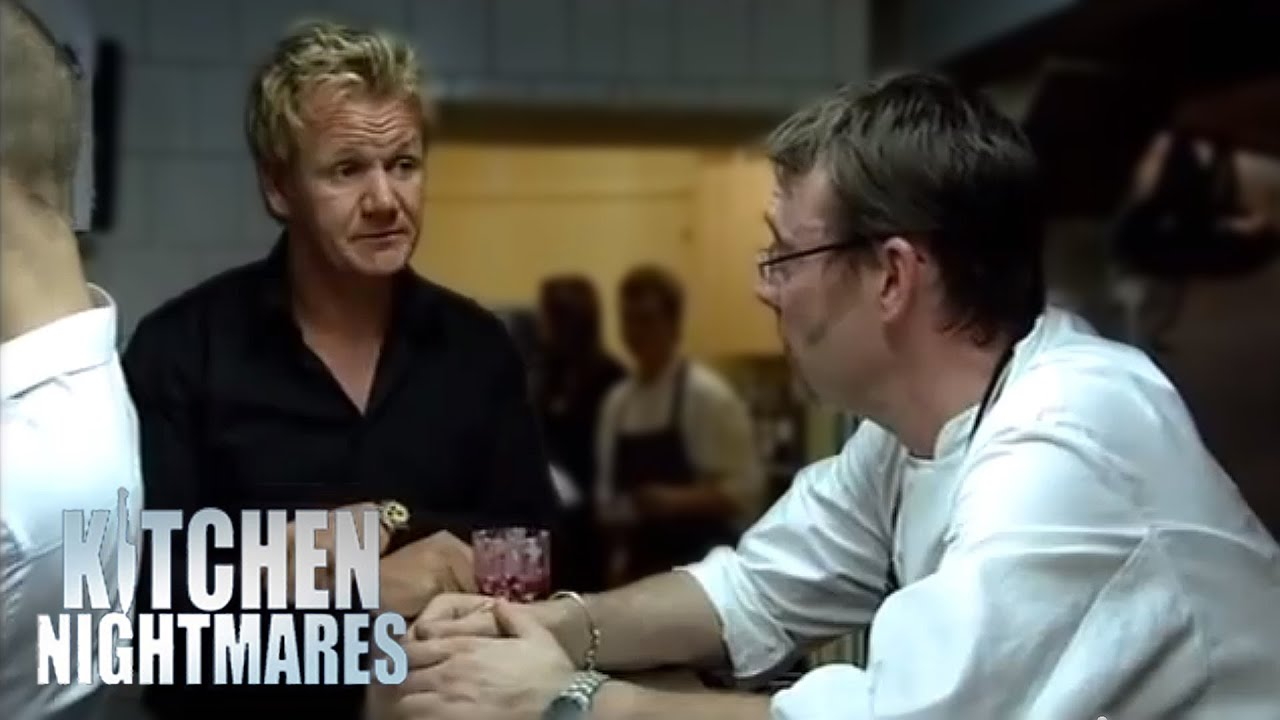 Gordon Revisits Rococo Kitchen Nightmares
