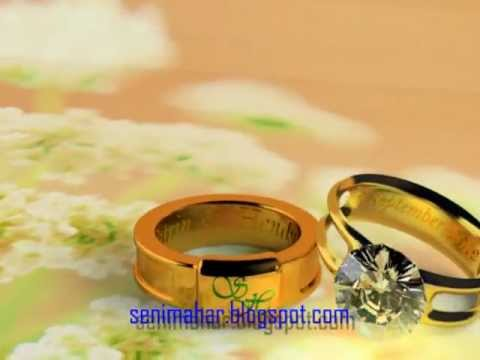 3DS MAX - WEDDING RINGS
