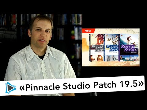 Pinnacle Studio Patch 19.5