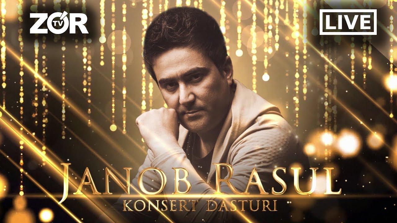 Janob Rasul (konsert dasturi 2020)