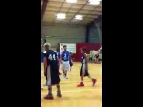 Best 6th Grade Poward forward in the Country Tayven Glasgow Ballin!