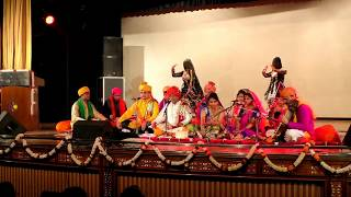 Kalbelia song - Rajasthani Folk by Sakha Vrind - 09013663678
