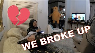 I BROKE UP WITH MY GIRLFRIEND **SHES PISSED**