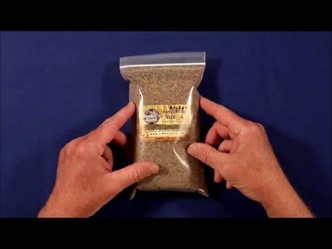 Jimbo S 1 Gram Gold 2 Pound Arizona Paydirt Second Review