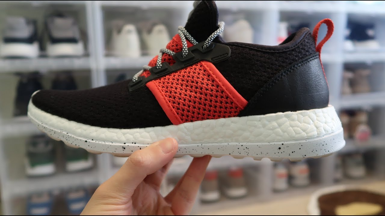 the latest c6cdf fb362 Livestock x Adidas Consortium Pure Boost ZG PK  Rhythm  Sneaker Unboxing