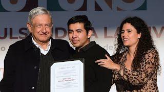 Jóvenes Construyendo el Futuro, desde Saltillo, Coahuila