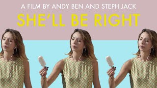 SHE'LL BE RIGHT [Short Film] - An Aussie Actor in LA Talks To Her Asian Mum