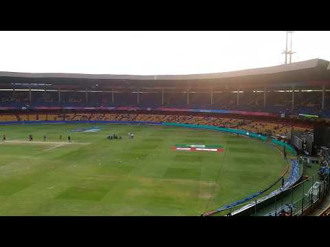 M Chinnaswamy Stadium Bangalore 360° view