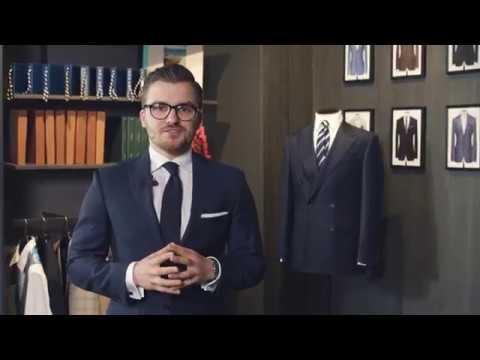 4a0736bc4e620 Jakub Roskosz x Vistula: Jak dobrać garnitur? - YouTube
