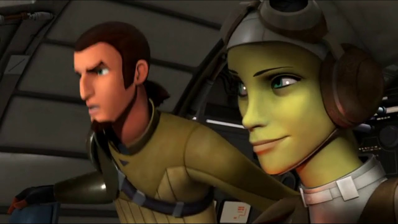Star Wars Rebels Staffel 1 Folge 1 Deutsch