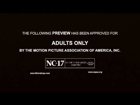 NC 17 Film Rating Screen