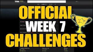 Fortnite Week 7 Challenges 'LEAKED' For Season 4