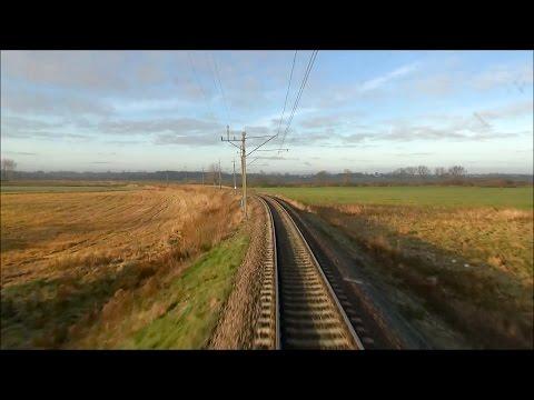 Cabview Koszalin - Kołobrzeg Linia kolejowa nr 402 + sound