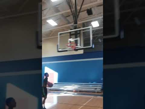 RIL basketball shoot around
