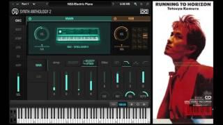 【コピー】RUNNING TO HORIZON 小室哲哉 UVI Synth Anthology 2 小室哲哉 検索動画 24