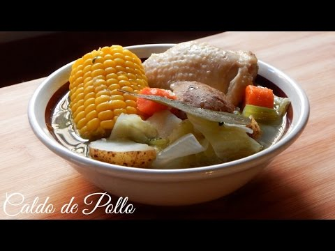 Caldo de Pollo: How to Make Mexican Chicken Soup