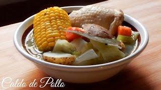 Caldo de Pollo Recipe   How to Make Mexican Chicken Soup