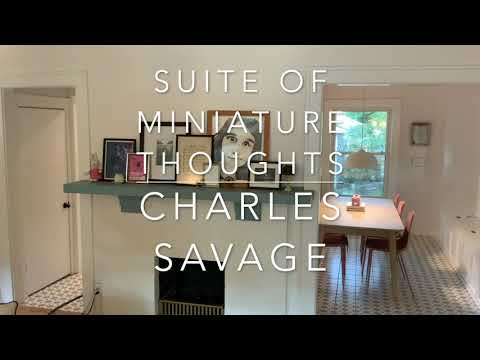 World Premiere: Suite of Miniature Thoughts