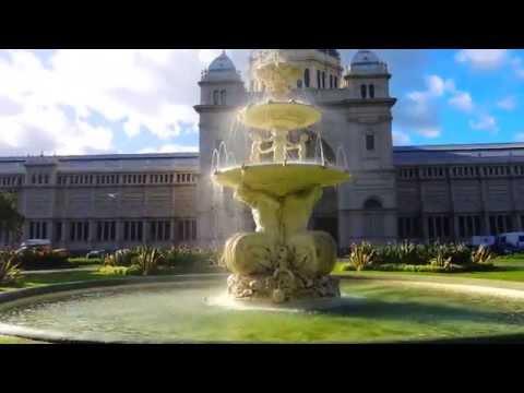 Royal Exhibition Building @ Melbourne ~