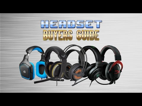 Ultimate $100 USB Gaming Headset Buyers Guide