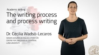 The writing process and process writing