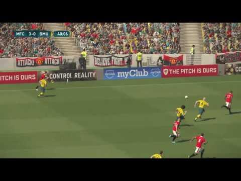 PES 2017 -  MANCHESTER UTD 1999 Vs BAYERN MUNCHEN XI