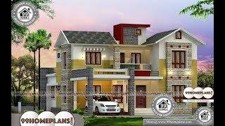 Indian House Design By 99HOMEPLANS COM [ Esp: M097 ]