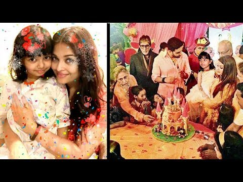 Aishwarya Rai's Daughter Aaradhya Bachchan Birthday Party 2017 INSIDE Jalsa Full Video