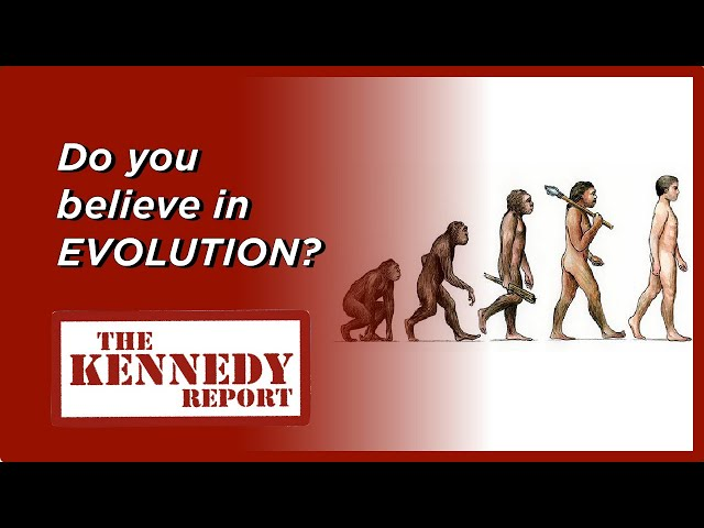 Destroying Evolution with Five Key Points | The Kennedy Report