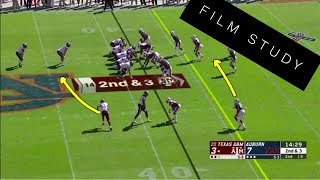 Film Study: Auburn vs Texas A&M '18