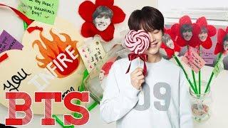 DIY K-POP Valentine's Crafts|*BTS Edition*